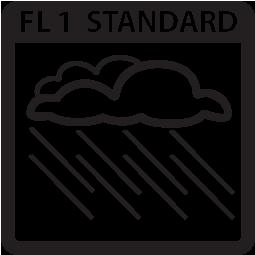ANSI FL1 water resistance