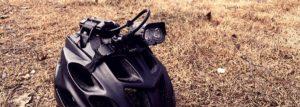 Bike Helmet Light 2