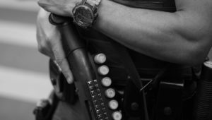 shotgun grip